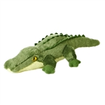 Little Swampy the Stuffed Alligator Mini Flopsie by Aurora