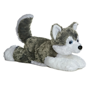 Shadow The Stuffed Husky By Aurora