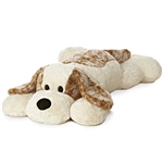 Big Scruff the Jumbo Stuffed Puppy Dog Super Flopsie by Aurora