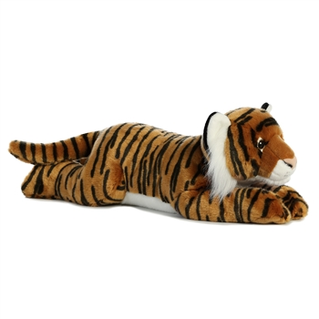 Jumbo Stuffed Bengal Tiger Super Flopsie by Aurora
