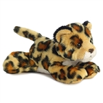 Little Amazon the Stuffed Jaguar Mini Flopsie by Aurora