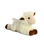 Little Billy the Stuffed Goat Kid Mini Flopsie by Aurora