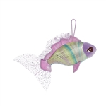 Pualani the Green & Purple Tropical Fish Stuffed Animal by Aurora
