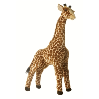Acacia the Large Realistic Giraffe Stuffed Animal by Aurora