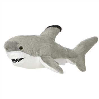 Destination Nation Blacktip Shark Stuffed Animal by Aurora