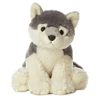 Destination Nation Wolf Stuffed Animal by Aurora