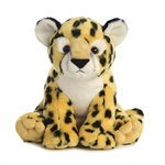 Destination Nation Cheetah Stuffed Animal by Aurora