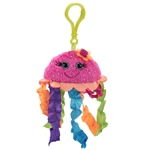 Jenna the Fantasea Clip-On Jellyfish Plush Toy by First and Main