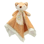 Plush Fox Baby Blanket 14 Inch Lil' Snuggler by Douglas