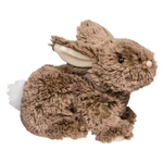 Taylor the Little Plush Mocha Bunny by Douglas