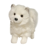 Phoebe the Standing Stuffed Pomsky by Douglas