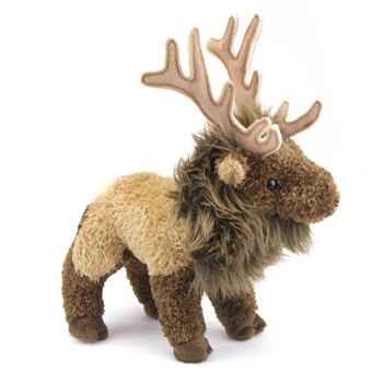Eddie the Plush Elk by Douglas