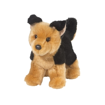 Rhea the Standing Stuffed German Shepherd by Douglas