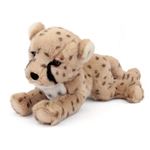 Chillin the Plush Cheetah Cub by Douglas