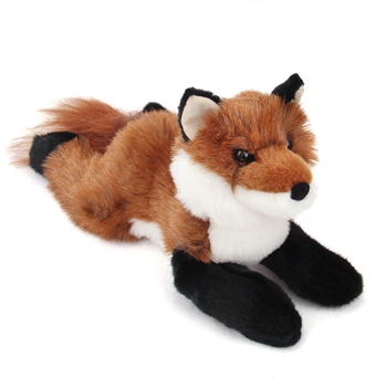 Roxy the Plush Red Fox by Douglas