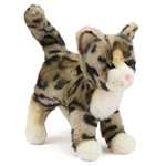 Tashette the Plush Bengal Cat by Douglas