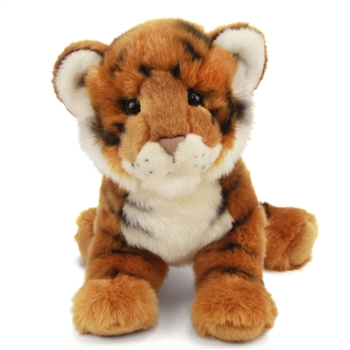 Pancake the Plush Bengal Tiger Cub by Douglas