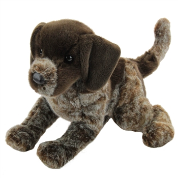 Wolfgang the Stuffed German Shorthaired Pointer by Douglas