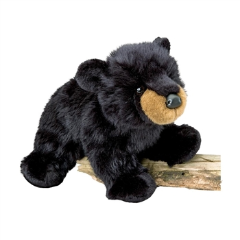 Boulder the Black Bear Stuffed Animal by Douglas