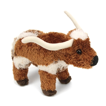T-Bone the Plush Longhorn Steer by Douglas