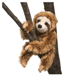 Simon the Sloth Stuffed Animal by Douglas