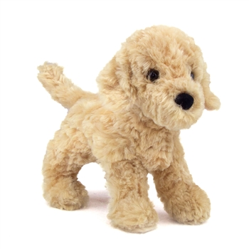 Thatcher the Little Plush Golden Retriever by Douglas