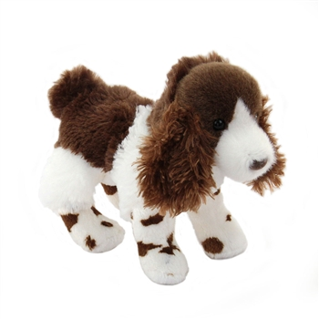 Flair the Little Plush Springer Spaniel by Douglas