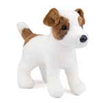 Feisty the Little Plush Jack Russell Terrier by Douglas