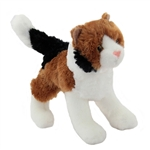 Maps the Little Plush Calico Cat by Douglas
