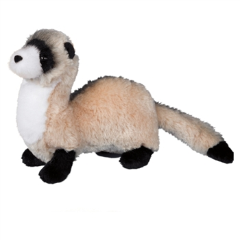 Dapper the Little Plush Ferret by Douglas