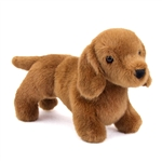 Dilly the Little Plush Dachshund by Douglas
