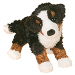 Miranda the Little Plush Bernese Mountain Dog by Douglas