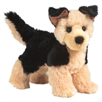 Sheba the Little Plush German Shepherd by Douglas