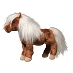 Tiny the Shetland Pony Stuffed Animal by Douglas