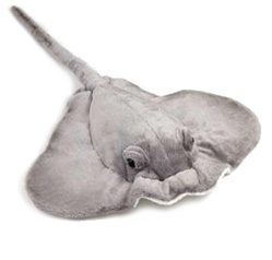 Plush Southern Stingray 12 Inch Stuffed Ray By Fiesta