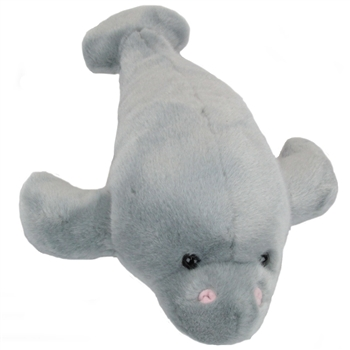 Plush Manatee 15 Inch Stuffed Animal by Fiesta