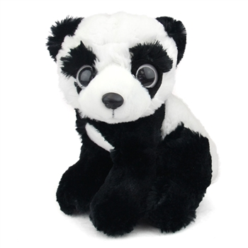 Ping the Big Eyes Panda Stuffed Animal by Fiesta
