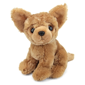 Tamsin the Big Eyes Chihuahua Stuffed Animal by Fiesta