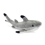 Stuffed Shark 9 Inch Plush Animal by Fiesta