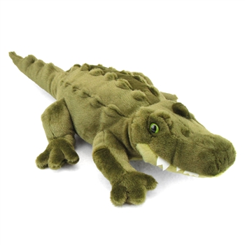 Stuffed Alligator 20 Inch Plush Animal by Fiesta