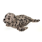 Large Stuffed Harbor Seal 25 Inch Plush Animal by Fiesta
