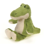Small Plush Alligator Lil Buddies by Fiesta