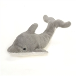 Small Plush Dolphin Lil Buddies by Fiesta