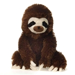 Stuffed Sloth 9 Inch Lil Buddies by Fiesta