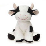 Stuffed Cow 9 Inch Lil' Buddies by Fiesta