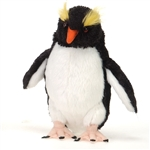 Small Stuffed Rockhopper Penguin Plush Animal by Fiesta
