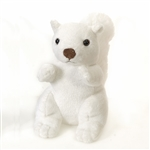 Small Plush White Squirrel Lil Buddies by Fiesta