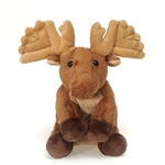 Small Plush Moose Lil Buddies by Fiesta