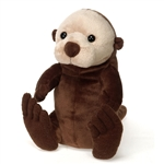 Stuffed Sea Otter 9 Inch Lil' Buddies by Fiesta