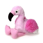 Stuffed Pink Flamingo 13 Inch Lil Buddies by Fiesta